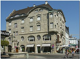 Herrenstraße in Lörrach