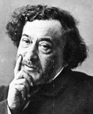 Léon Gozlan - Léon Gozlan by Nadar