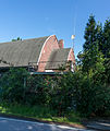 Lüdinghausen, Flugplatz Borkenberge, ehem. evangelische Kapelle -- 2014 -- 00594.jpg