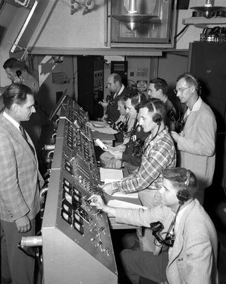 Cape Canaveral Air Force Station Launch Complex 26 - Image: LC 26 console