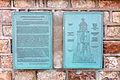 La Corbière Lighthouse plaques.JPG