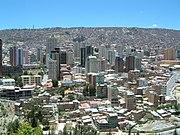 La Paz-center