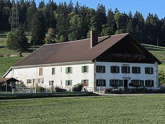La Sagne - Image: La Sagne, Maisons Neuves 1