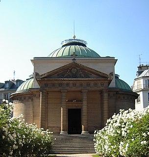 Chapelle expiatoire Church in arrondissement of Paris, France
