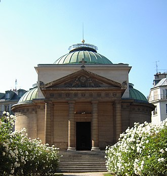 Chapelle expiatoire - Image: La chapelle expiatoire façade