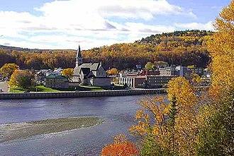 La Malbaie - View of La Malbaie, Quebec