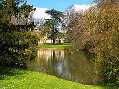 Lac du parc Oberthür