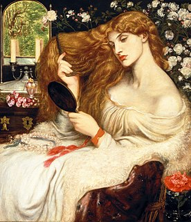 painting by Dante Gabriel Rossetti