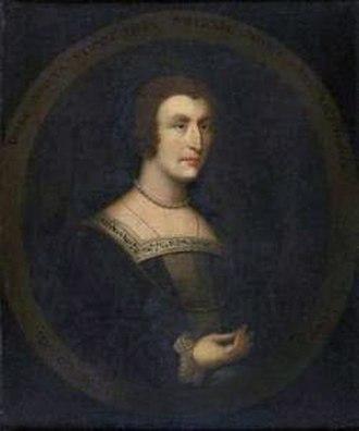George Jamesone - Lady Janet Stewart