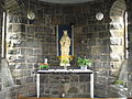 Lady chapel of Our Lady of the Seven Sorrows Church, Dolgellau.JPG