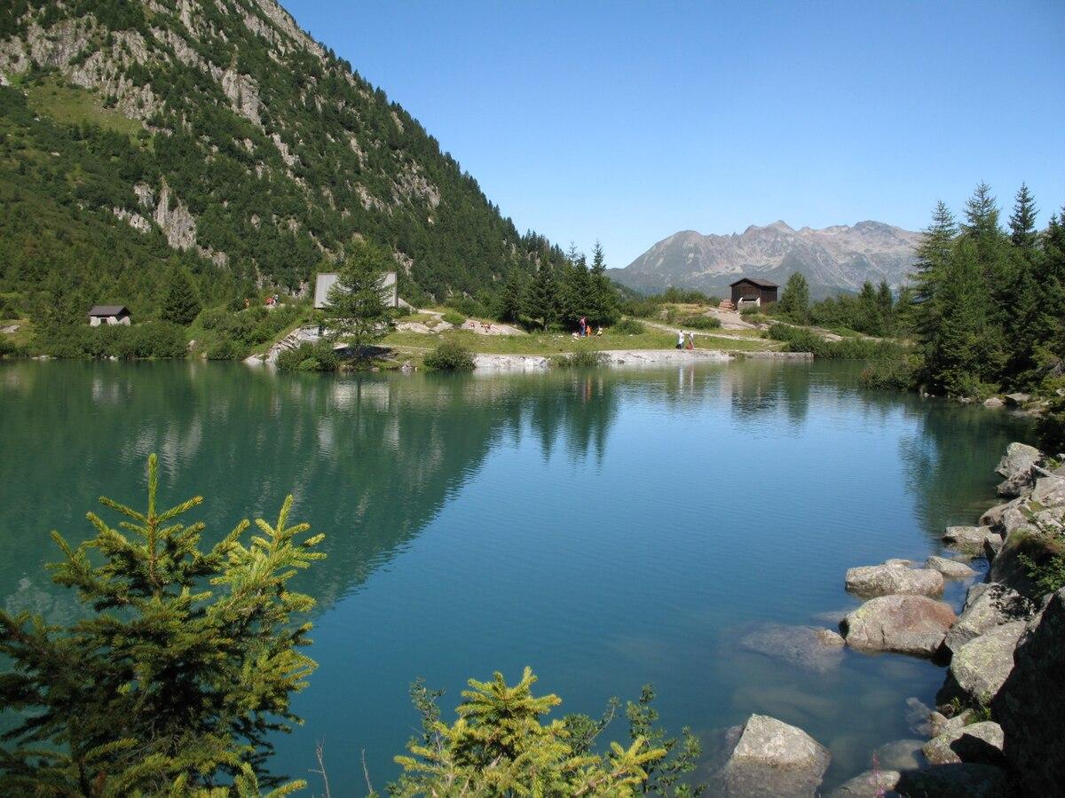 Lago aviolo wikipedia for Lago n