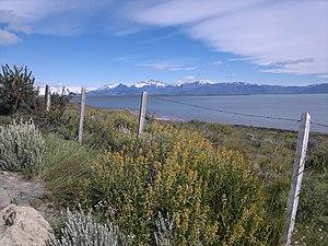 Argentino Lake - Image: Lake Argentino