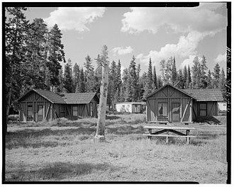 Lake Fish Hatchery Historic District - Image: Lake Fish Hatchery Historic Building 03