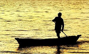 Lake Malawi fisherman sunrise.jpg