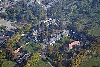 Lackenbach Place in Burgenland, Austria
