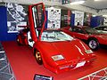 Lamborghini Countach LP400S ver.wolf of circuit with its door open.JPG