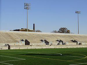 Toronto Wolfpack - Lamport Stadium based in the Liberty Village neighbourhood of Toronto.