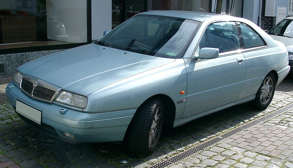 Lancia Kappa Coupé front 20070920