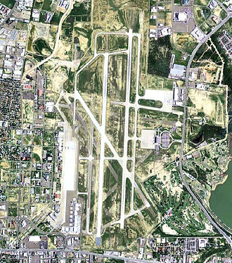Laredo Air Force Base - 2006 USGS Airphoto