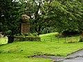 Large stone monument - geograph.org.uk - 528963.jpg