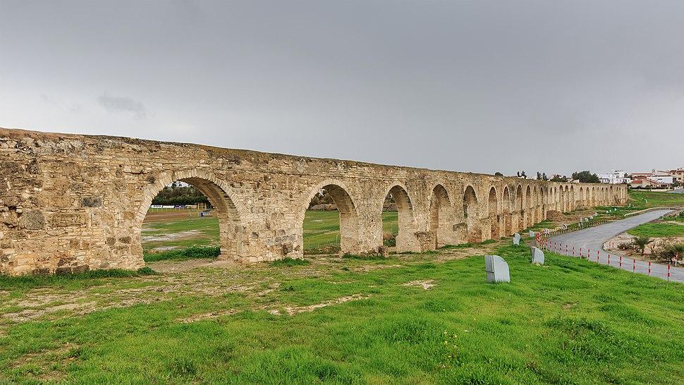 Larnaca 01-2017 img25 Kamares Aqueduct
