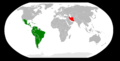 Latin America Iran Map.png