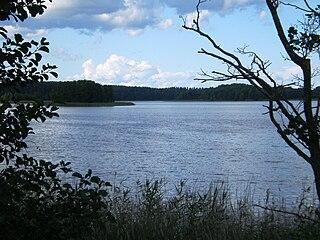Ežeras Laukesas.Foto:Hugo.arg