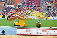 Lauma Grīva (2013 World Championships in Athletics) 01.jpg