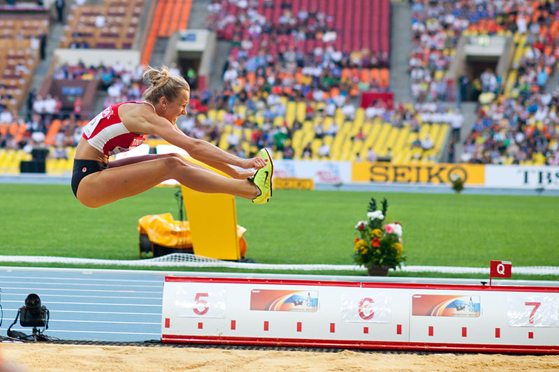 File:Lauma Grīva (2013 World Championships in Athletics) 01.jpg