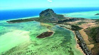 mountain in Mauritius