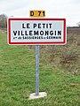 Le Petit Villemongin-FR-36-panneau d'agglomération-01.jpg
