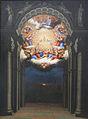 Le triomphe de l'Eucharistie au-dessus d'un port au soleil levan, auteur inconnu, 17e siècle.JPG