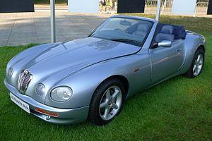 Lea-Francis - The Lea-Francis 30/230 prototype