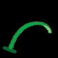 Leaf morphology posture transverse recurved.png