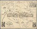 Leavitts map with views of the White Mountains, New Hampshire (7557388616).jpg