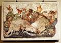 Leolio orsi, frammenti di affreschi dalla rocca di novellara, 1555-56 ca., 05 scena di diluvio con divinità marine.jpg