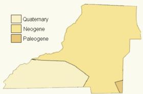 Leon County Geological