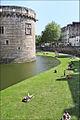 Les douves du château des ducs de Bretagne (Nantes) (7339052084).jpg