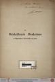 Les médailleurs modernes à l'Exposition Universelle de 1900 - Heidelberg University.pdf