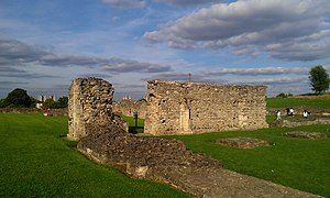 Lesnes Abbey - The Abbey.
