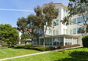 Lucasfilm - Lucasfilm headquarters at the Letterman Digital Arts Center