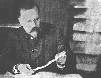 Lev Kamenev - Lev Kamenev, Director of the Lenin Institute of the Central Committee 1923
