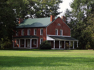 National Register of Historic Places listings in Mason County, West Virginia - Image: Lewis Capehart Roseberry House