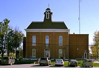 Monticello, Missouri Village in Missouri, United States