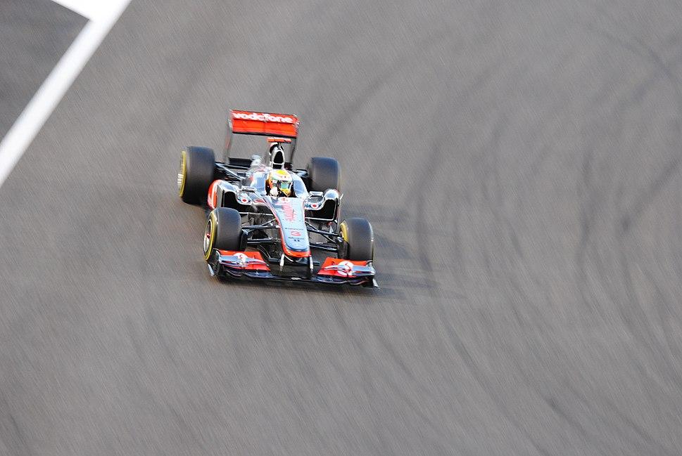 Lewis Hamilton2011