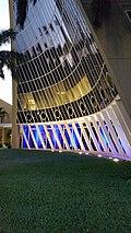Light it up Blue 2015 Wells Fargo Plaza Boca Raton (16827285399).jpg