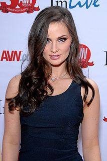 Lily Carter American pornographic actress