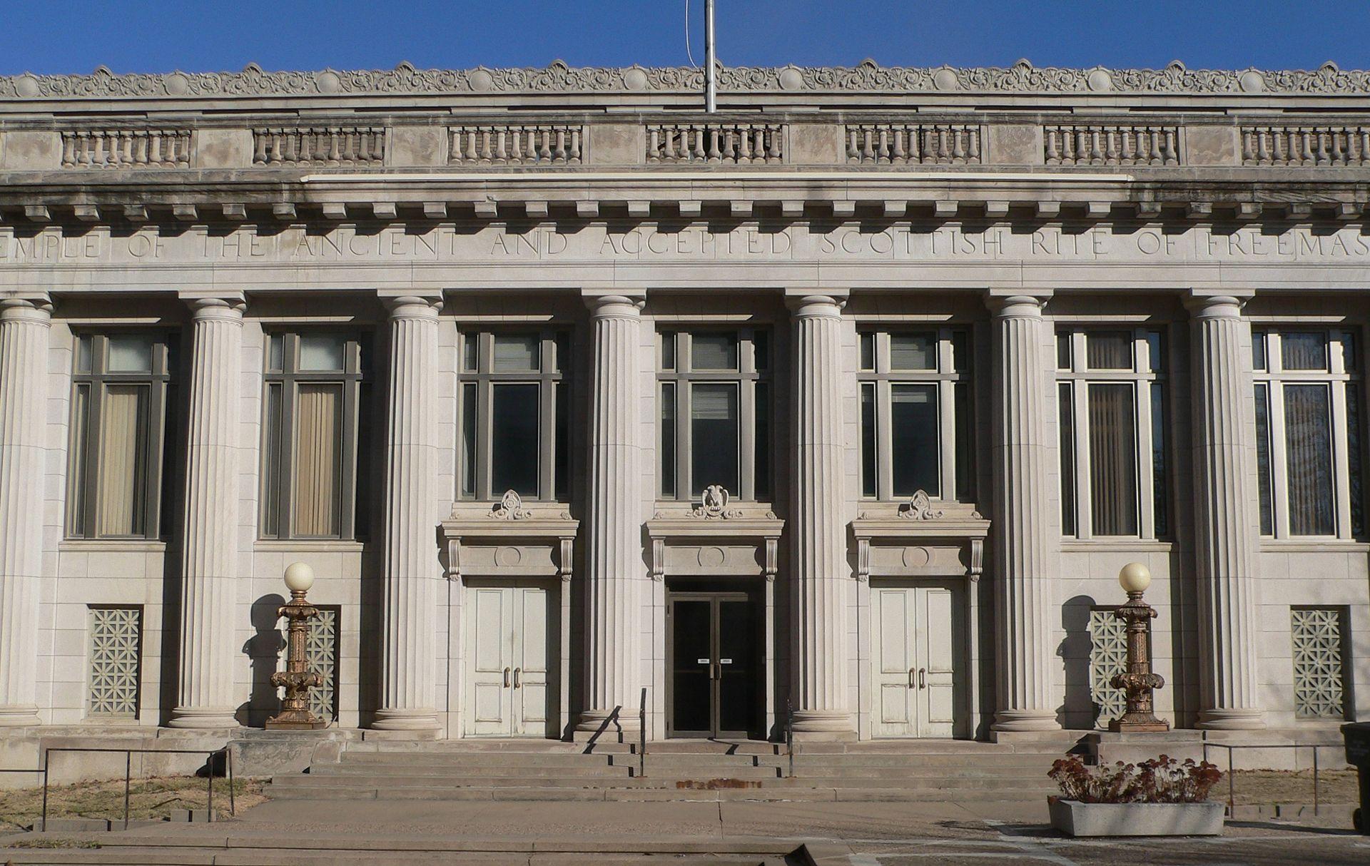scottish rite temple lincoln nebraska wikipedia