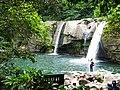 Lingjiao Falls 嶺腳瀑布 - panoramio (1).jpg