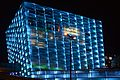 Linz Ars electronica center blau MP.JPG